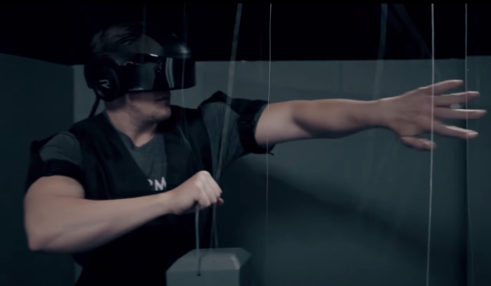 Virtual Reality Amusement Parks are Coming, and They Look Incredible