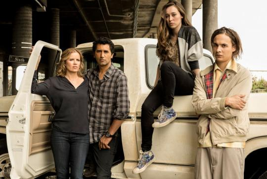 'Fear The Walking Dead': Get to Know Travis and Madison