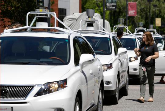 With Self-Driving Cars Coming, What Happens To Millions Of Jobs In The 'Crash' Economy?