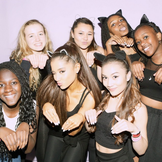 Ariana Grande's Necessary Call for Feminism and Sisterhood