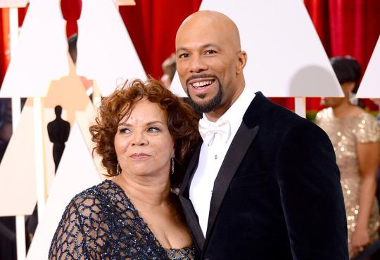 Common rapper is married the Omoye Assata