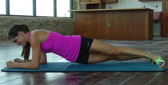 12 Planks To Target Every Trouble Spot