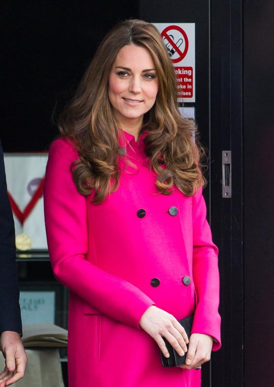 Kate Middleton's in Labor. Here's What Happens Next