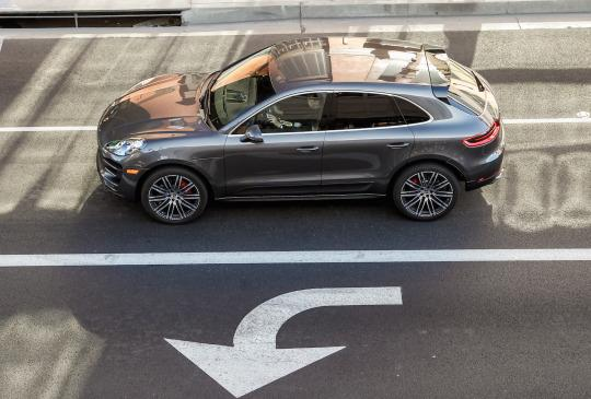 2015 Porsche Macan Turbo: Real World Review