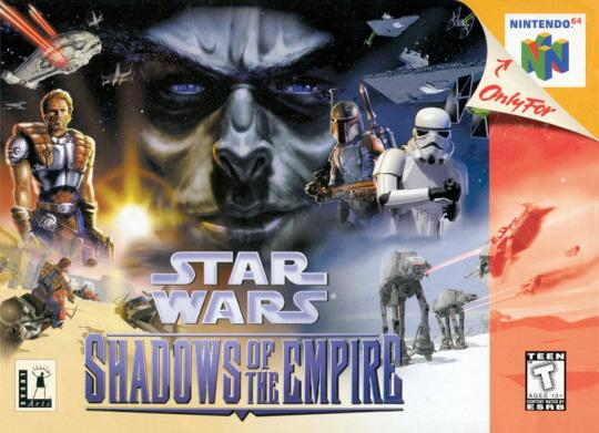 'Star Wars: Shadows of the Empire' Could Finally Take TV to a Galaxy Far, Far Away