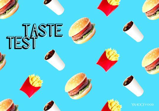 Surprise Winner in Fast Food Hamburger Taste Test