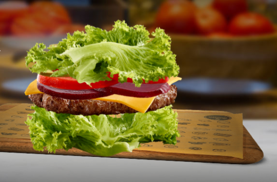 Lettuce Buns and Beetroot: Is It Now Possible to Eat a Healthy Burger at McDonalds?