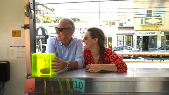 WATCH: Schooling The Food King, Eric Ripert, In Puerto Rico