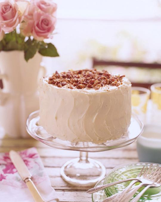 Cake of the Day: Blackberry Jam Cake from 'At Home with Magnolia'