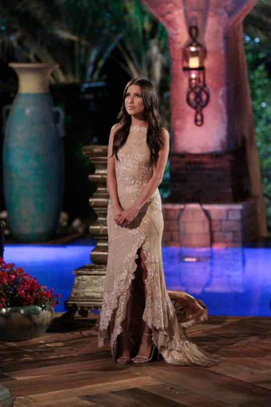 Exclusive! See What 'Bachelorette' Kaitlyn Bristowe is Wearing for The Finale