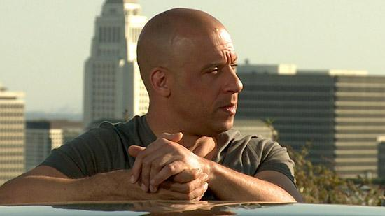 An Emotional Vin Diesel Remembers the Moment His Best