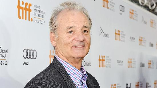 Bill Murray Reveals the Secret to His Success on Bill Murray Day