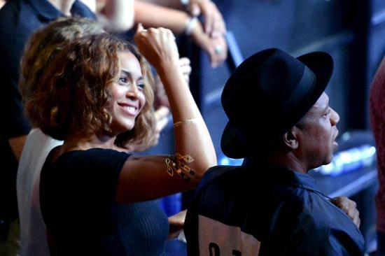 Beyoncé Makes Temporary Tattoos Cool Again