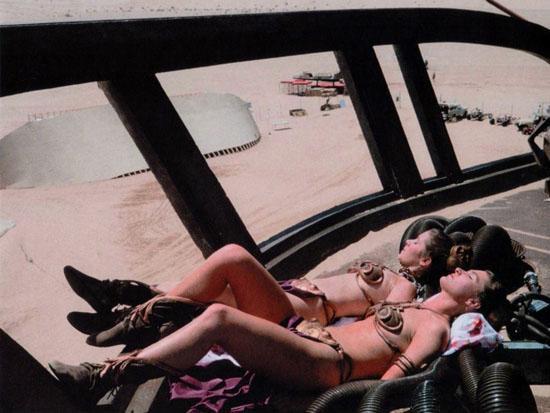 'Star Wars: Episode VI - Return of the Jedi' (1983)