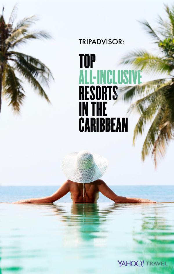 Tripadvisor Top All Inclusive Resorts In The Caribbean