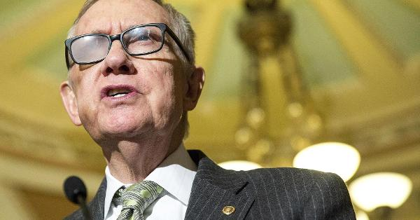 Harry Reid assesses 2016 Republican field: 'I think they're all losers'