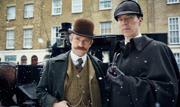 PBS confirms Sherlock special premiere date for