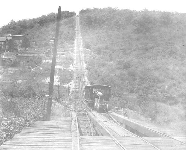 1. Mauch Chunk Switchback Railway