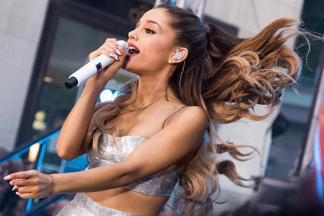 No. 3: Ariana Grande