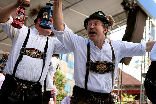 Nation's Largest Oktoberfest Celebration, Cincinnati