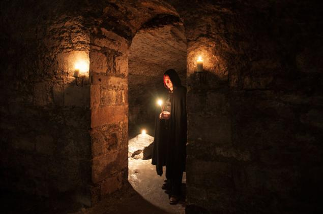 Super Scary Pictures Of Real Ghosts Super-scary ghost walks