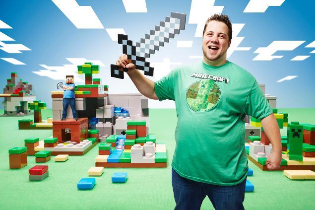 No. 2: Minecraft