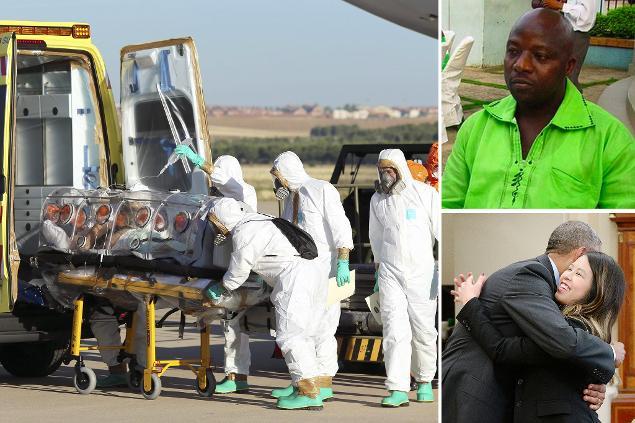 No. 1: Ebola