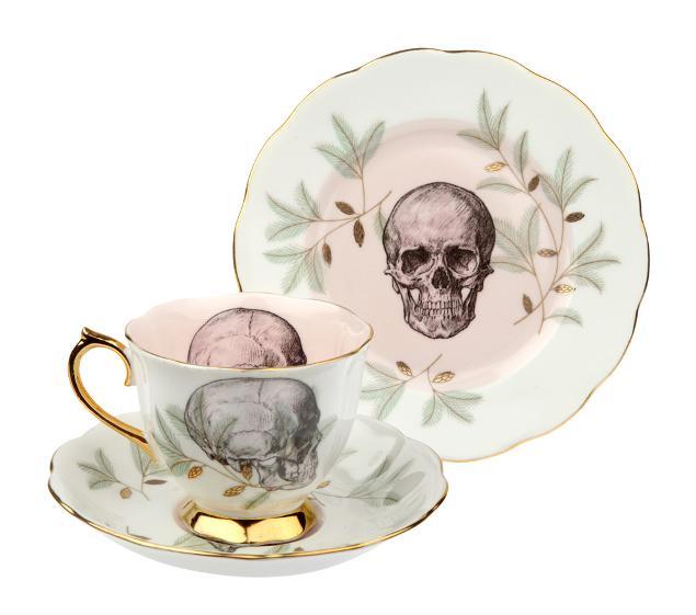 Skull Teacups