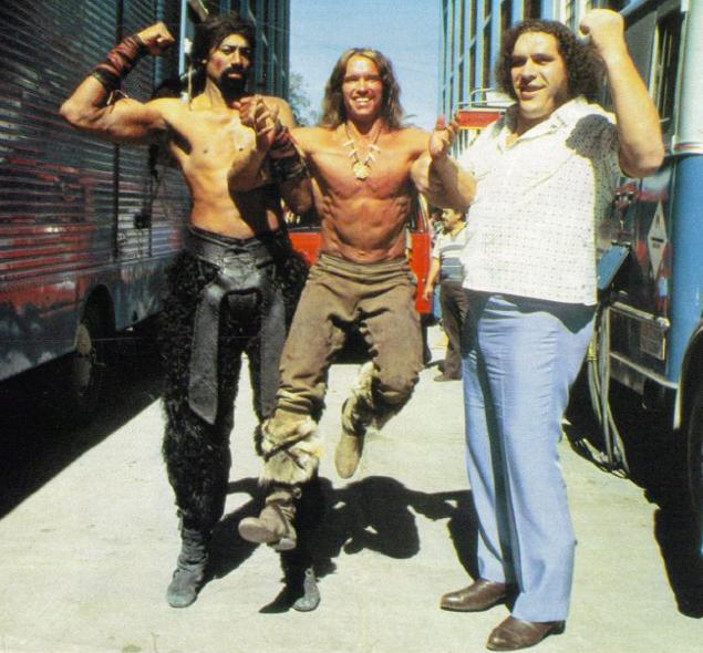 'Conan the Detroyer' (1984)