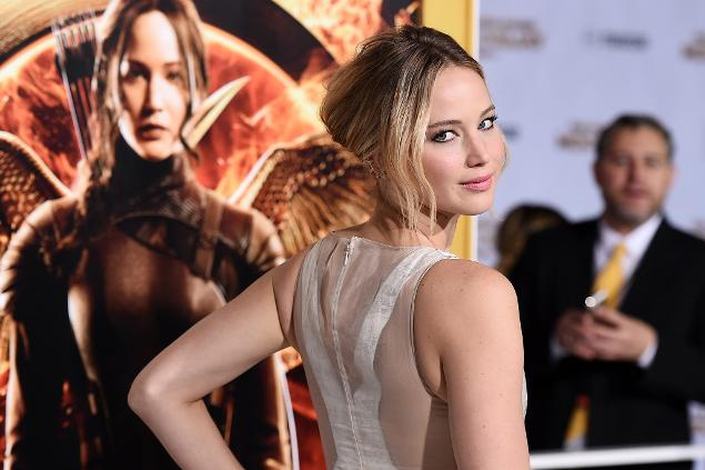 No. 4: Jennifer Lawrence