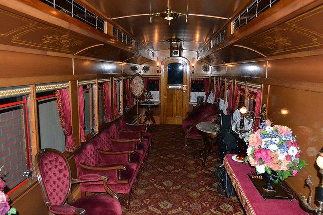 4. Lilly Belle Train Car