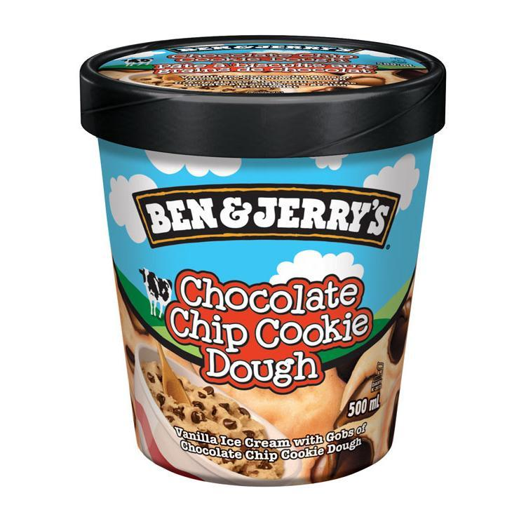 Ben And Jerry S Design Your Own Cake : What Happens When You Bake Ben & Jerry s Cookie Dough Ice ...