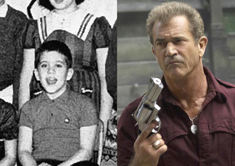 Mel Gibson (Stonebanks)