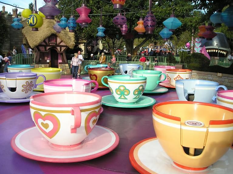 3. The Tea Cups