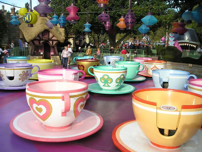 3. The Tea Cups