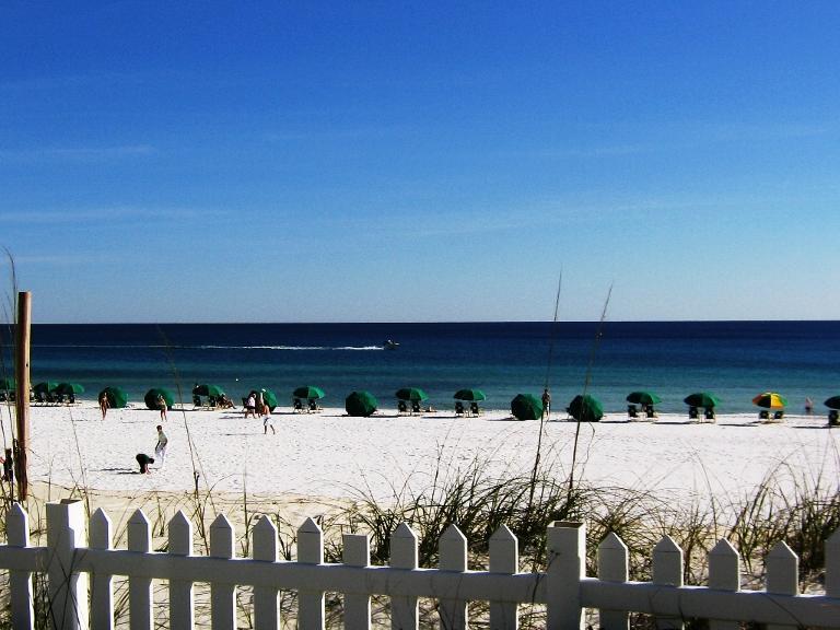 1. Destin Beach