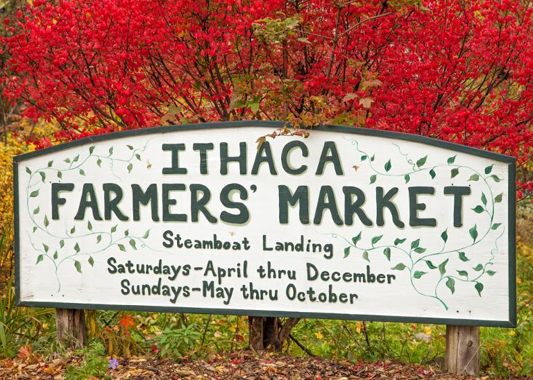 #9 Ithaca Farmers' Market (Ithaca, N.Y.)