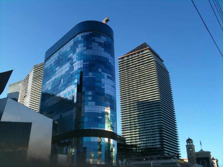 Harmon Hotel, Las Vegas