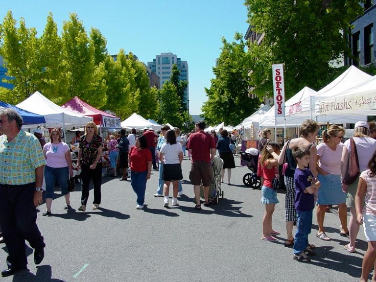 #10 Tacoma Farmers Market (Tacoma, Wash.)