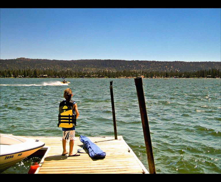3. Big Bear Lake