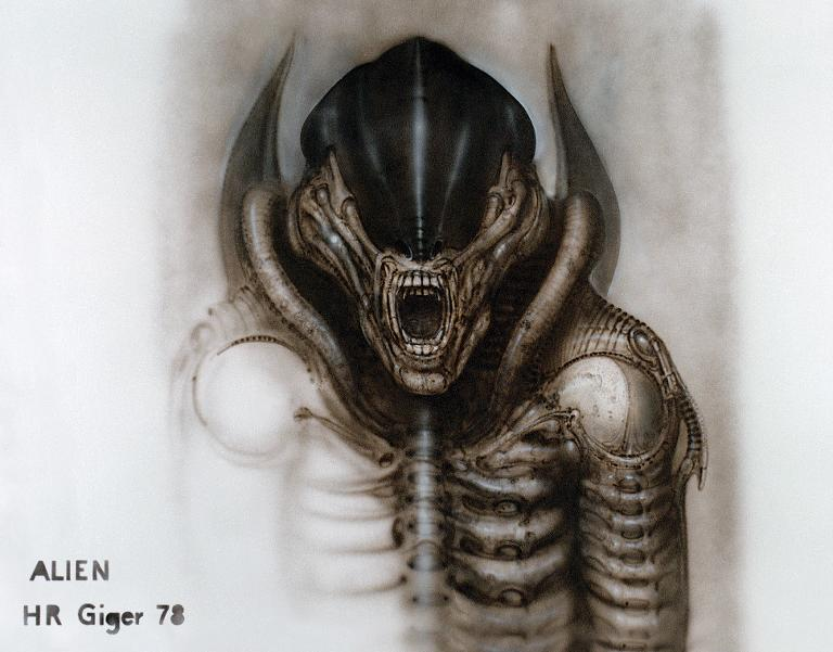 Alien Turns 35 An Exclusive Look At Some Terrifying