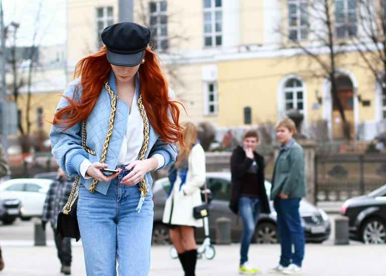 Pastel Dreams The Best Of Moscow Fashion Week Street Style
