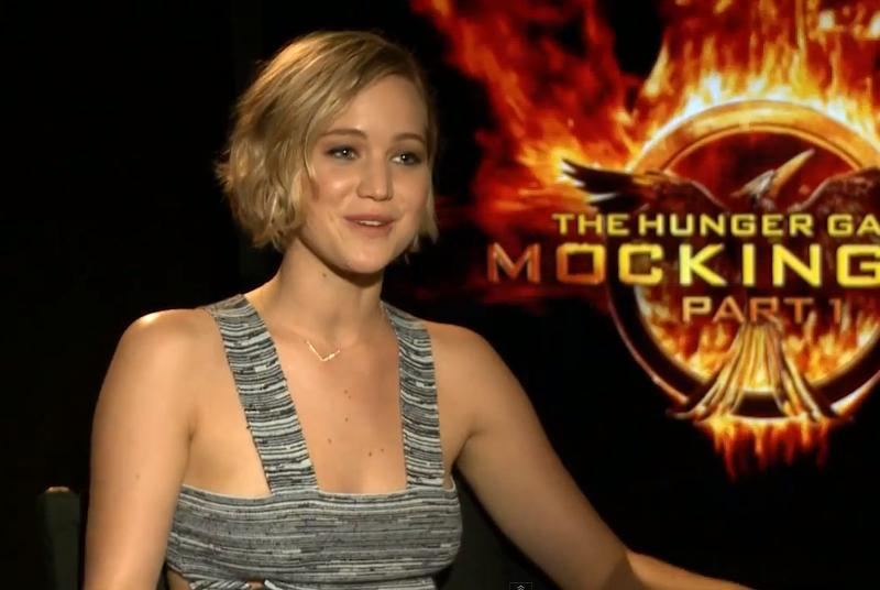 Jennifer Lawrence Tells Elizabeth Banks Her Personal Soundtrack is