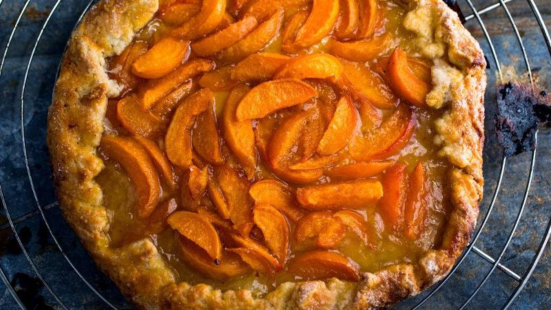 Use Any Fruit in a Super-Simple, Knockout Galette