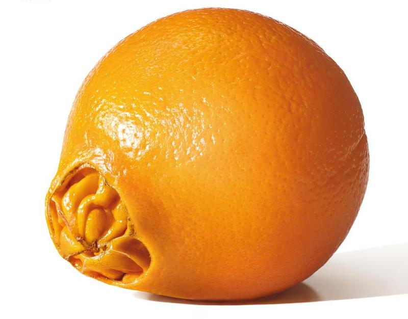 Hideous Oranges, Disfigured Eggplants: Why Y