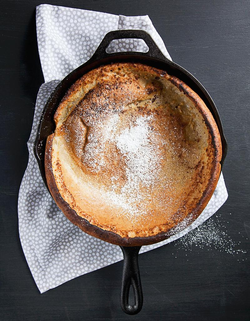 How to Clean a Cast-Iron Skillet Without Destroying It