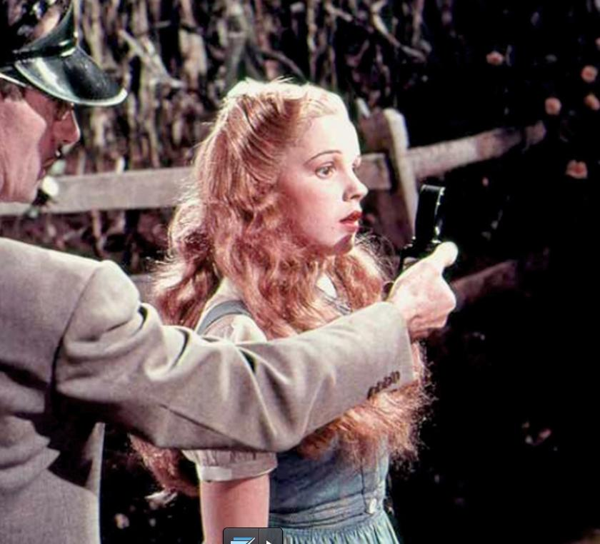 Watch the Story Behind the 'Wizard of Oz' You Never Got to See