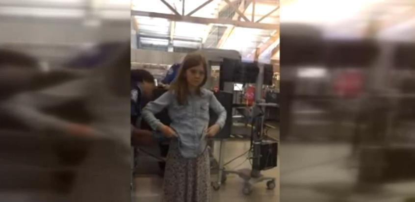 Dad claims TSA crossed the line when they patted down his