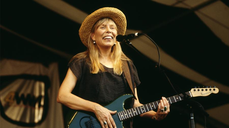 Joni Mitchell Not in a Coma, Says Official Website