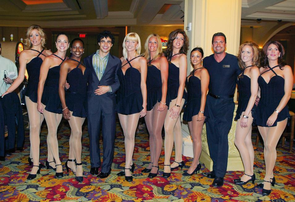 Casino waittress naked el dorado county casino